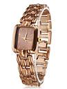 Mulheres Bracele Relógio Relógio de Moda Quartzo Lega Banda Elegant Bronze
