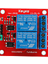 (For Arduino) 2-Channel 5V Relay Module Expansion Board