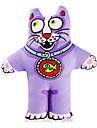 Pequeno gato de Bell Toy Catnip estilo para Gato (roxo)
