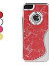 Flash Design S Shape Hard Case for iPhone 5/5S (Assorted Colors)