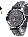 Мужской Нарядные часы Японский кварц Кварцевый Группа Черный