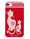 Case Modèle Cat dur pour iPhone 4 et 4S