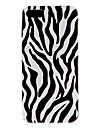 зебра-полоса рисунок жесткий футляр для iphone 5/5s