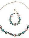 Z&X®  Baroque Style Jewelry Set