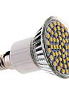 Ampoule LED Spot Blanc Chaud (220-240V), E14 60x3528 SMD 3.5W 400LM 2800-3200K
