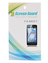 HD Screen Protector with Cleaning Cloth for Sony Xperia ZL L35h