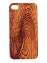Árvores Padrão palma Hard capa protetora para iPhone 4/4S