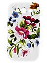 Big Flower Pattern Hard Case for Samsung Galaxy Grand DUOS I9082