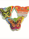 Butterfly Pattern Compressed Towel (1PCS,Random Colors)