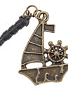 Pirate Pattern Anti-Dust Plug for iPad and iPhone