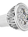 5W GU10 LED Spot Lampen MR16 4 Hochleistungs - LED 400 lm Warmes Weiss Kuehles Weiss K AC 85-265 V