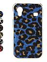 Bling cas dur de conception de léopard pour Samsung Galaxy Ace S5830 (couleurs assorties)