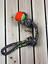 Dog Toy Pet Toys Ball Chew Toy Rope Woven Textile For Pets
