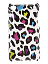 Various Colors Leopard Print Pattern Hard Case for iPod touch 4