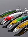 "1 pcs Hard Bait Minnow Fishing Lures Minnow Hard Bait g / Ounce, 95 mm / 3.8"" inch, Hard Plastic Sea Fishing Freshwater Fishing"