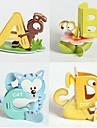 26PCS 26 букв 3D Пазлы Животные дошкольного образования