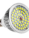 6w e14 led spotlight mr16 48 smd 2835 500-600lm натуральный белый 6500k ac 100-240v