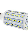 15W 6500lm E26 / E27 LED Corn Lights 86 LED Beads SMD 5050 Natural White 110-130V 220-240V