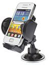 Universal pivotante pare-brise à ventouse pour iPhone, Samsung et autres téléphones portables