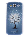 Snow Tree Pattern Hard Case for Samsung Galaxy S3 I9300
