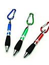 Montañismo hebilla del bolígrafo (color al azar)