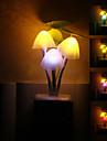 luce notturna di alta qualita a forma di fungo