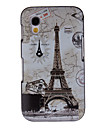 My Colors Eiffel Tower Design Plastic Case for Samsung Galaxy Ace S5830