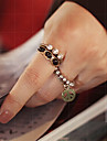 Women's Alloy Statement Ring - Luxury 1 / 2 Ring For Party / Daily