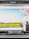 75x45cm Grasslands Pattern Oil-Proof Water-Proof Kitchen Wall Sticker