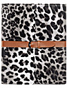 Fashionable Leopard Print Leather Case with Stand and Belt for iPad 2/3/4 (Optional Colors)