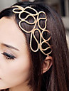 Dames Elegant Bloem Stof Legering Haarbanden / Haar Sieraden