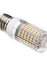 7W E26/E27 Ampoules Maïs LED T 138 SMD 3528 620-640 lm Blanc Chaud AC 100-240 V
