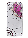 Spirit Butterfly Jewelry Covered Back Case for iPhone 5/5S(Assorted Color)