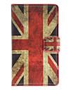 노키아 Lumia를 925을위한 카드 구멍을 가진 영국 깃발 본 전신 케이스