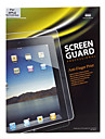 Professional Screen Guard Anti-éblouissement avec Tissu microfibre pour iPad 2/3/4
