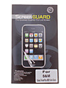 Professional Matte Anti-Glare Screen Guard Protector de LCD para Samsung Galaxy Pocket Plus S5301