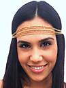 Corrente de metal fina 5-Layers Headband