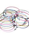 Les bijoux des femmes de bracelet DIY de la chaîne de mélange de couleur
