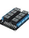 8 canaux du module de relais carte d'extension pour (pour Arduino)