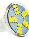 LED Spotlight MR11 15 leds SMD 5630 Cold White 420lm 5500-6500K DC 12V