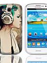 Ghost Busters Series Padrao Hard Case com protetores de tela de 3-Pack para Samsung Galaxy S3 I9300