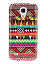 Cartoon Graphic Pattern Protective Hard Back Cover Case for Samsung Galaxy S4 Mini I9190
