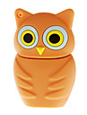 4GB Night Owl Shaped cartoon USB Flash Drive