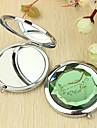 Εξατομικευμένη Pattern Δώρο Vine Chrome Compact Mirror