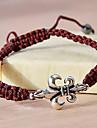Мода ручной работы Chrome Hearts Крест DIY Регулируемый браслет (случайный цвет)