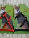 Polipropileno ajustável Collar Pure para Animais Gatos (cores sortidas)