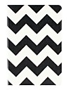 Black and White Stripe Pattern Case  for iPad mini 3, iPad mini 2, iPad mini