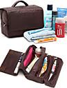 Portable Transformable Multi-function Coffee Make up/Cosmetics Travelling Bag Bathroom Cosmetics Storage