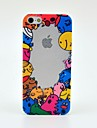 Cartoon Face Smile Hard Case for iPhone 5/5S