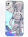 Ivory Ontwerp Hard Glue rand slijpen Case voor iPhone 4/4S